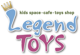 Legend Toys Kids space, cafe, toys shop